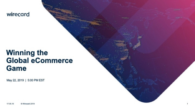 Winning the Global eCommerce Game