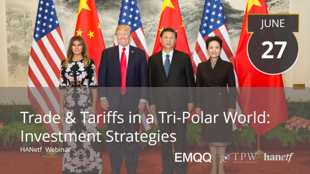 Trade & Tariffs in a Tri-Polar World: Investment Strategies