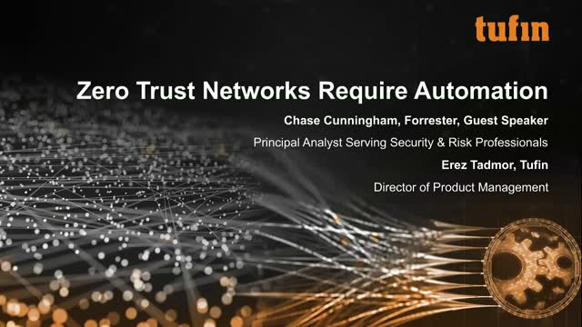 Applying Zero Trust Principles to Your Network (Featuring Guest Analyst)