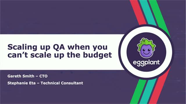 Scaling up QA when You Can't Scale up the Budget