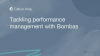 Tackling performance management with Bombas