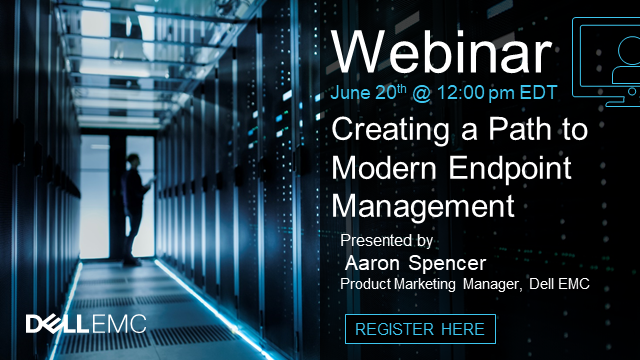 Creating a Path to Modern Endpoint Management
