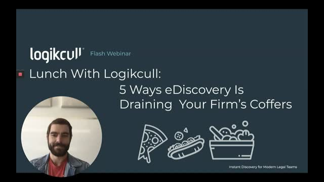 5 Ways eDiscovery Is Draining Your Firm's Coffers (Pacific)