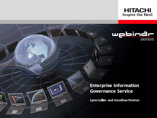 A New Approach to Information Governance