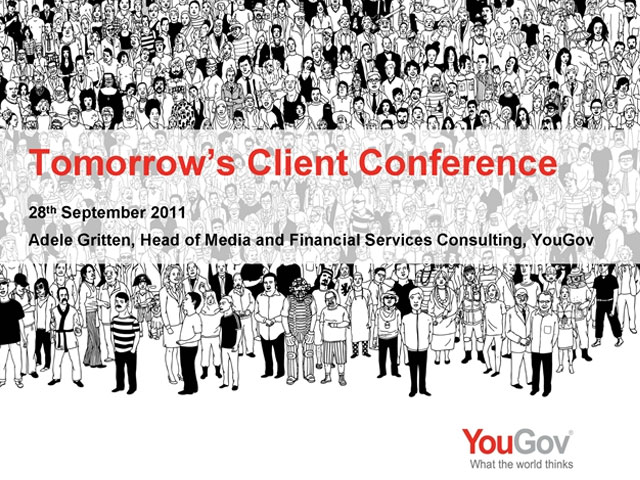 What are client's thinking about Financial Services
