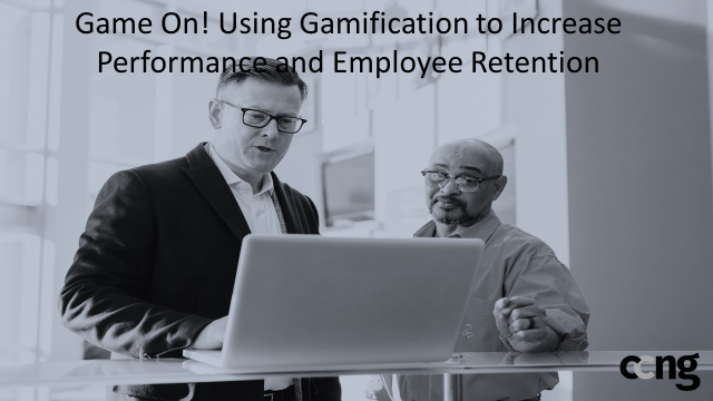 Game On! Using Gamification to Increase Performance and Employee Retention