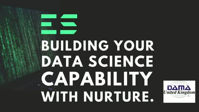 How Nurture is helping businesses to grow their data science capability