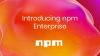 Introducing npm Enterprise