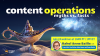 [#ContentOps] Content Operations: Myths vs. Facts