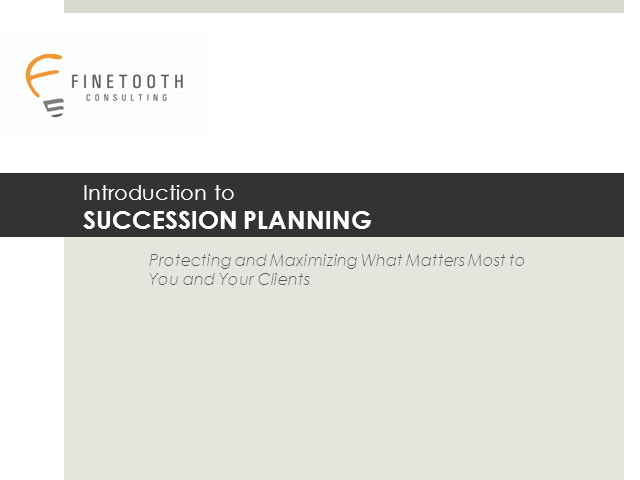Succession Planning: Protect and Maximize Your Business