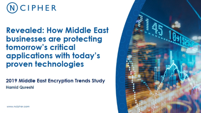 What's driving security trends in the Middle East?