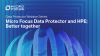 Micro Focus Data Protector and HPE; Better together
