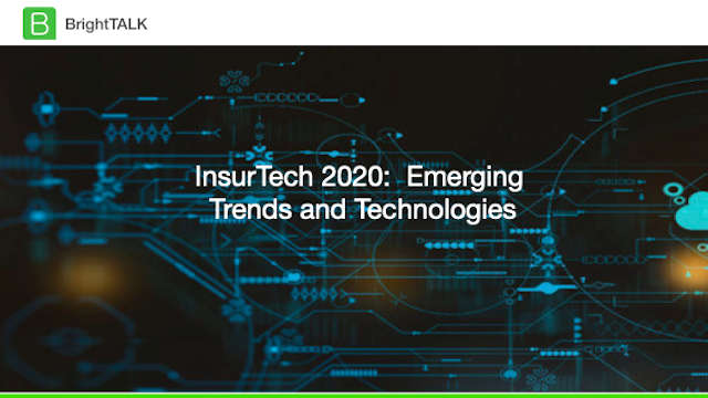 InsurTech 2020: Emerging Trends and Technologies