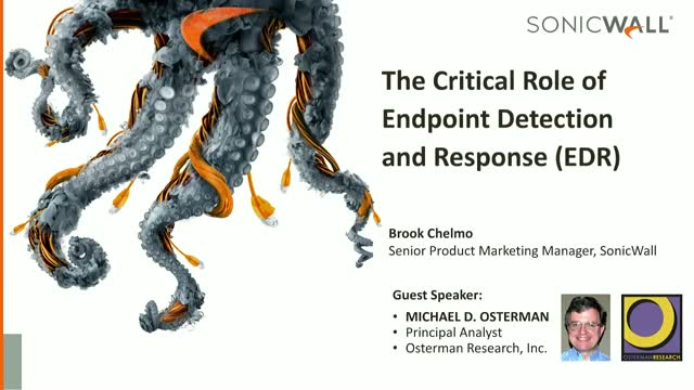 The Critical Role of Endpoint Detection and Response