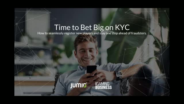 Time to Bet Big on KYC