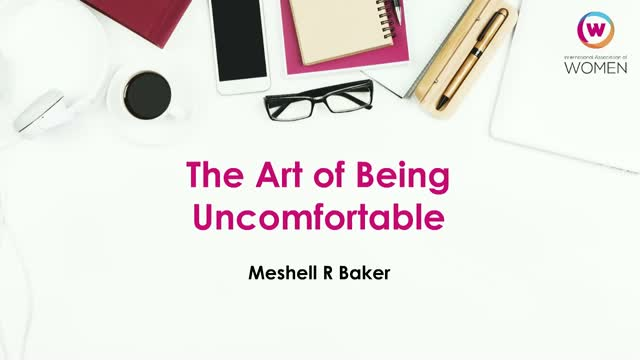 The Art of Being unComfortable: Making the Ultimate Sale…Yourself