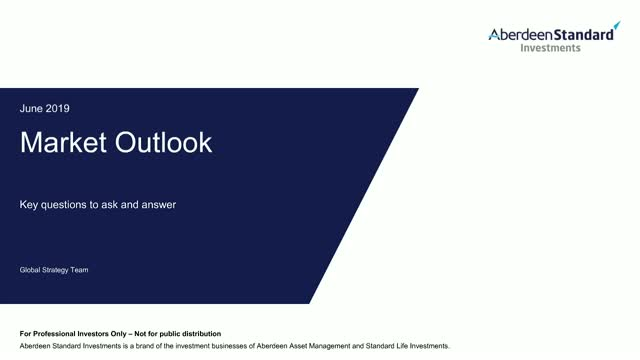 Global Outlook Quarter 2 2019 Update