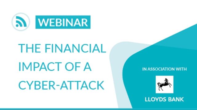 The financial impact of a cyber-attack