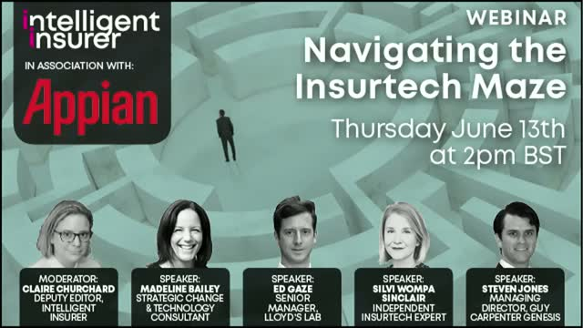 Navigating the insurtech maze