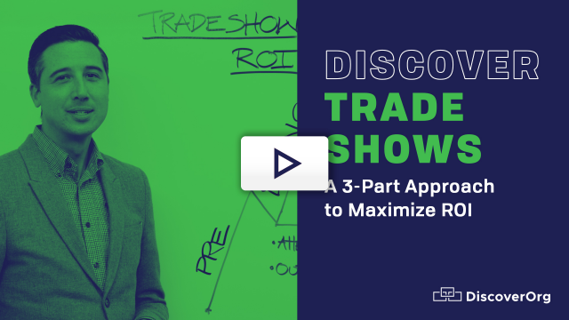 Discover Trade Shows: A 3-Part Approach to Maximize ROI