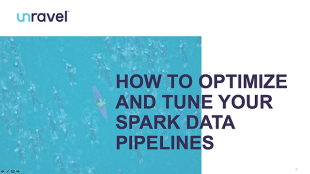How to Optimize and Tune your Spark Data Pipelines