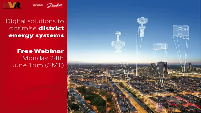 Digital Solutions to Optimise District Energy Systems