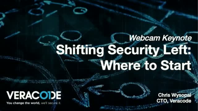 Shifting Security Left: Where to Start