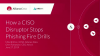 How a CISO Disruptor Stops Phishing Fire Drills