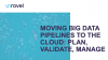 Moving Big Data Pipelines to the Cloud: Plan, Migrate, Validate & Manage