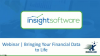 Bringing Your Financial Data to Life