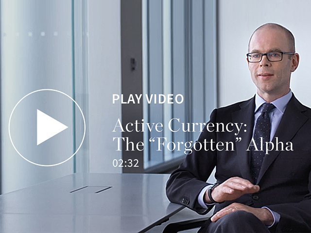 """Active Currency: The """"Forgotten"""" Alpha"""