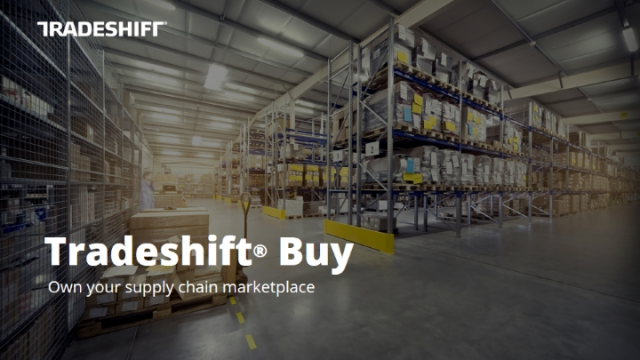 Tradeshift Buy Platform Demo