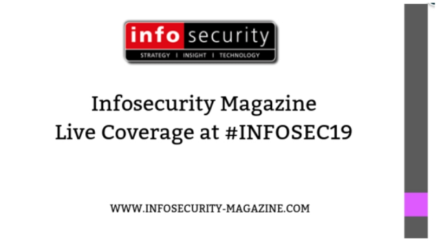 Live at #Infosec19 - Password Security in 2019