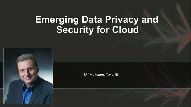 Emerging Data Privacy and Security for Cloud