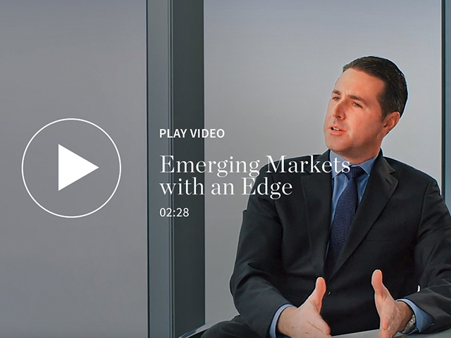 Emerging Markets with an Edge
