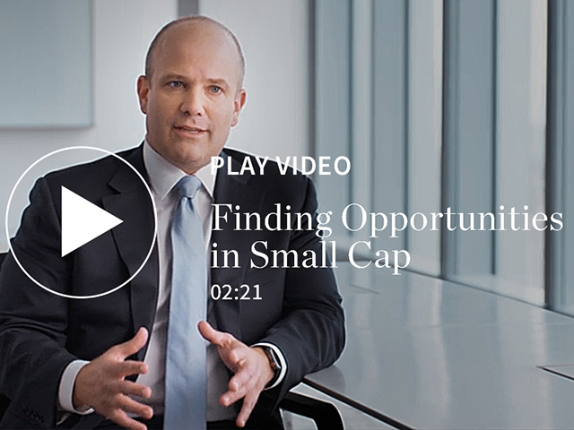 Finding Opportunities in Small Cap