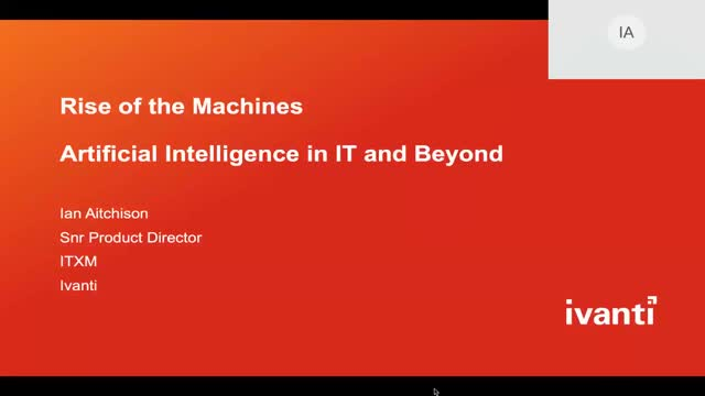 Rise of the Machines: AI Innovations for Service Management and Beyond