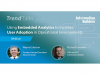 Trend Talks: Using Embedded Analytics to increase user adoption in operational e