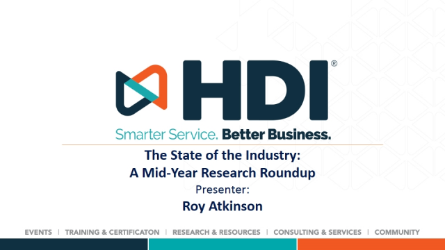 The State of the Industry: A Mid-Year Research Roundup