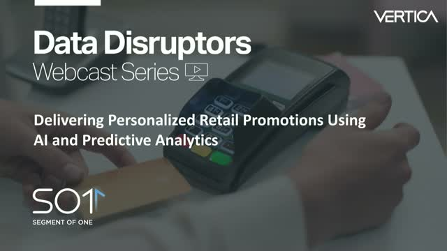 Delivering personalized retail promotions using AI and predictive analytics