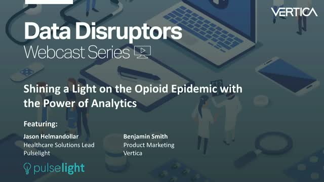 Shining a Light on the Opioid Epidemic with the Power of Analytics