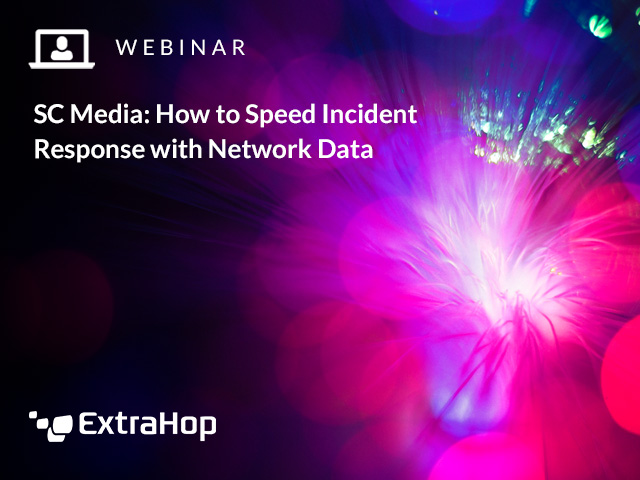 How to Speed Incident Response with Network Data