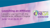 Launching an Affiliate: Lessons Learned from the Mid-Atlantic Affiliate Chapter