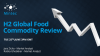 H2 Global Food Commodity Review: Exclusive Market Update & Price Outlook