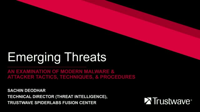 Cyber Threats 2020: State of the Art & Emerging Defense Paradigms