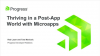 Thriving in a Post-App World with Microapps