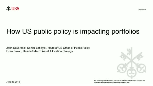 How US public policy is impacting portfolios