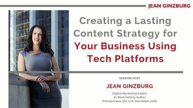 Creating a Winning Content Strategy for Your Business Using Tech Platforms