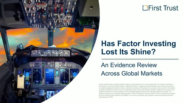 Has Factor Investing Lost Its Shine? - An Evidence Review Across Global Markets