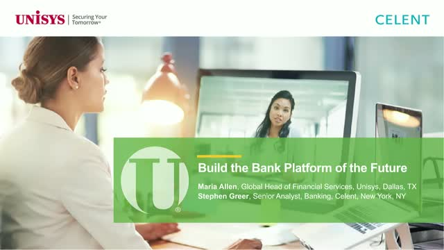 Build the Bank Platform of the Future: Omnichannel & the Role of Open Banking